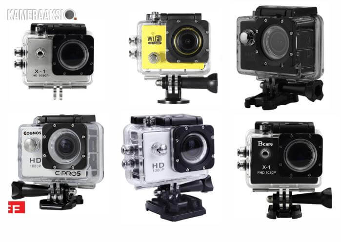 Kamera Action Murah Terbaru