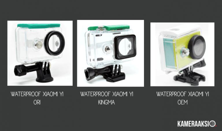 macam-macam waterproof case xiaomi yi