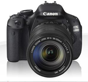 Daftar Kamera DSLR Murah Fitur Video Full HD