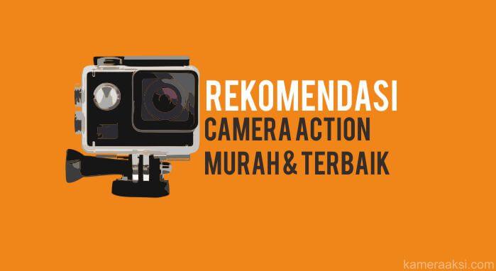 Kamera Action Cam Terbaik 1 Jutaan 2016