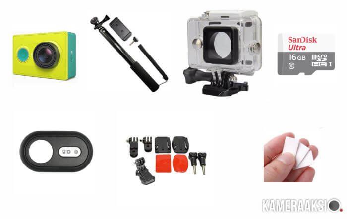 Panduan Saat Baru Membeli Yi Action Camera