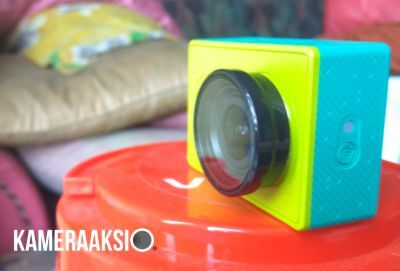 Review Lens Protection Yi Action Camera