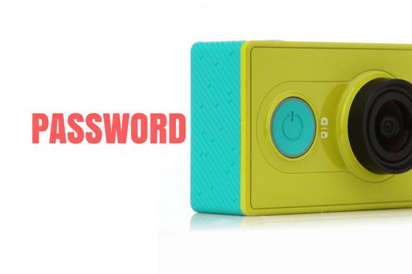 Pake Yi Camera disuruh Masukin Password