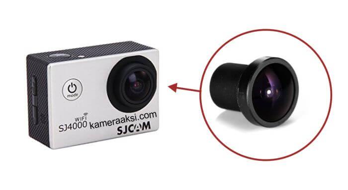 Lensa Kamera Action SJ CAM Lecet, Kegores, Blur, Pecah? Ini Solusinya