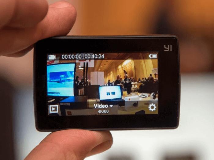 YI Technology Meluncurkan Yi 4K+ Ini Spesifikasi dan Penampakannya