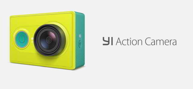 Xiaomi Yi Action Camera Spesifikasi