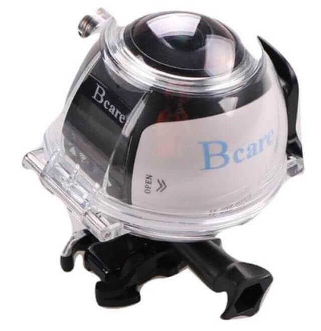 Spesifikasi Bcare 360⁰ Premium Action Cam