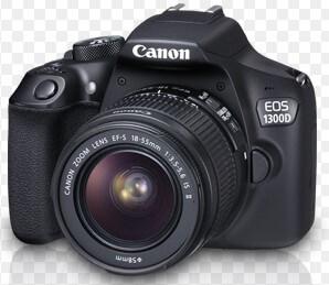 Spesifikasi Kamera Canon 1300D