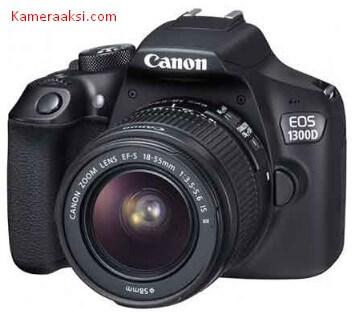 Kelebihan Kamera Canon 1300d