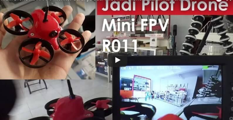 Mainin Drone FPV Redpawz R011 di Toko Batamkamera.com