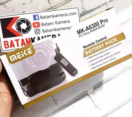 Battery Grip Kamera Sony A6000 A6300 Murah Berkualitas