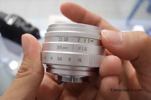 Review Kualitas Lensa Fix Murah CCTV Lens