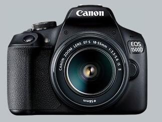 Spesifikasi Canon EOS 1500D