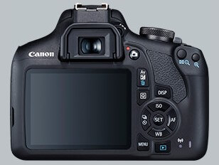 Spesifikasi Kamera Murah 1500D