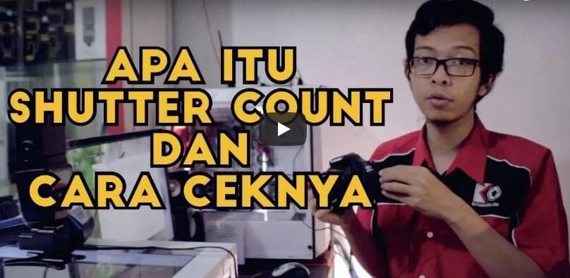 Cara Cek Shutter Count Canon Terbaru 2018