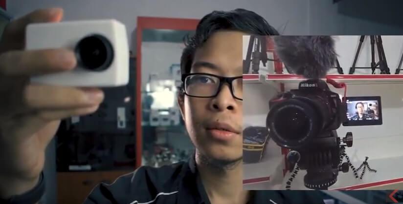 Daftar Kamera DSLR Canon Yang Ada Port Mic Eksternal