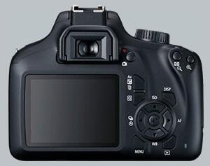 Spesifikasi Kamera Canon EOS 3000d