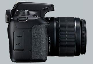 Spesifikasi Canon 3000D kameraaksicom