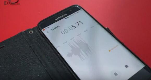 Rekam suara pake smartphone dengan mic clip on