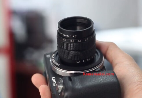 Review Lensa Fujian Lens 35mm F1.7 Indonesia