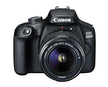 Spesifikasi Canon EOS 4000D Indonesia