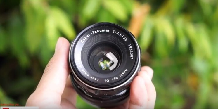 Review Hasil Lensa Super Takumar Indonesia