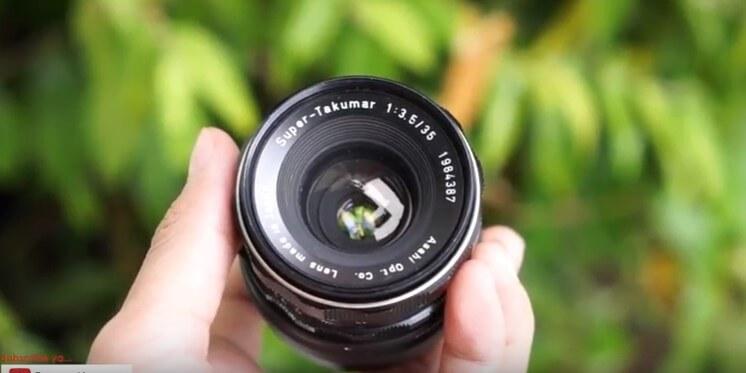 Review Hasil Lensa Super Takumar Indonesia
