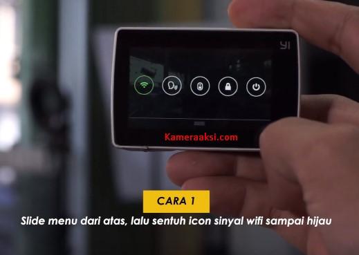Cara Menyambungkan Yi 4K Action Camera ke Smartphone Android Dengan Mudah