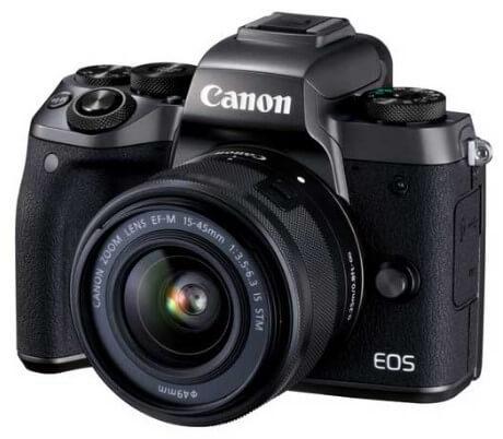Kamera Mirrorless Canon M5 Kameraaksi.com
