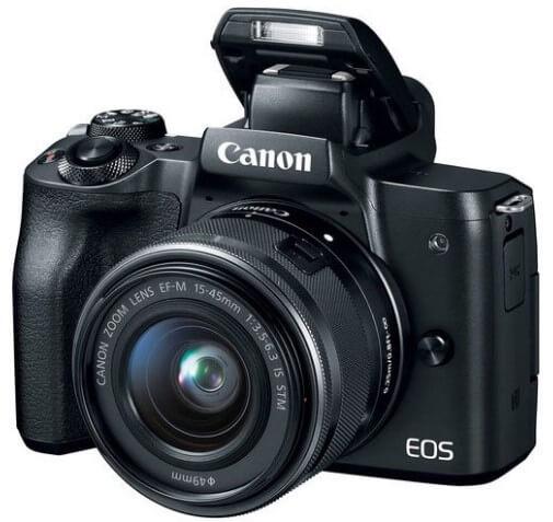 Kamera Canon Mirrorless M50 Kameraaksi.com