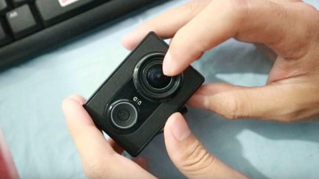 Cara Membersihkan Lensa Yi Cam Yang Lecet Solusinya - Kameraaksi.com