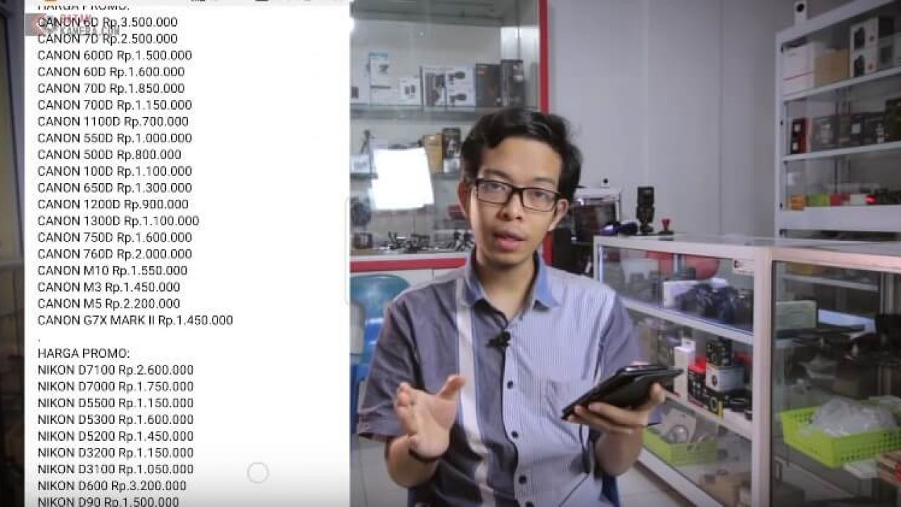 Penipuan Toko Online Kamera Di Batam Tonton Ini Kameraaksi Com
