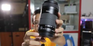 Perbedaan Lensa EF dan EFS Canon Indonesia Kameraaksidotcom