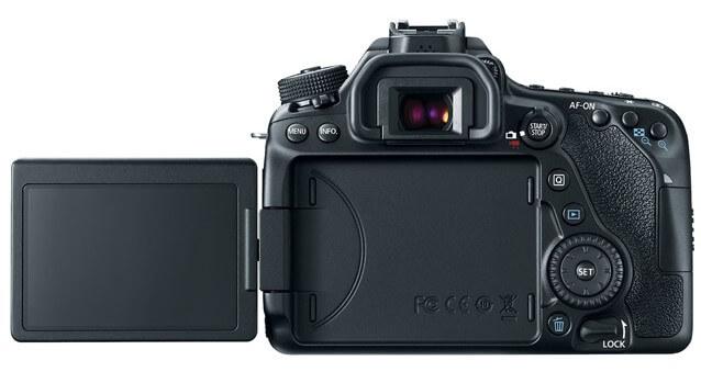 Canon EOS 80D Indonesia