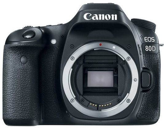 Spesifikasi Kamera Canon 80D