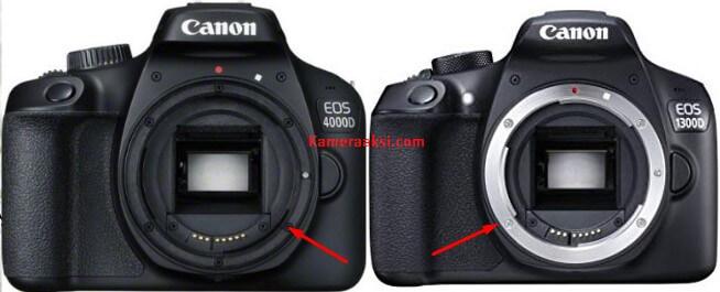 Kekurangan Kamera Canon 3000d 4000d