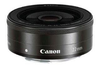 Lensa bokeh ngeblur untuk canon mirrorless