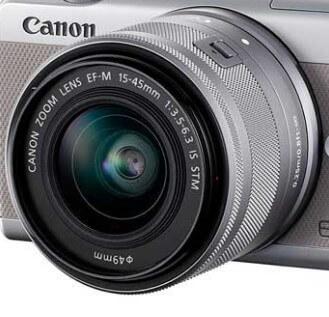 Lensa Untuk Video Vlog Canon Mirrorless