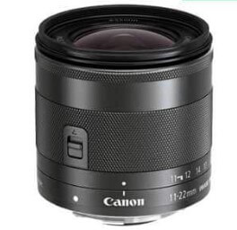Lensa Wide Untuk Mirrorless Canon
