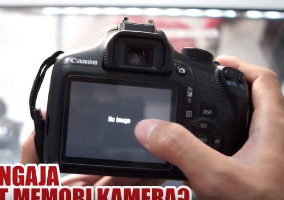 Cara Mengembalikan Foto Video Terhapus Terformat