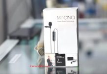Mic Clip On 3.5mm Maono AU-100