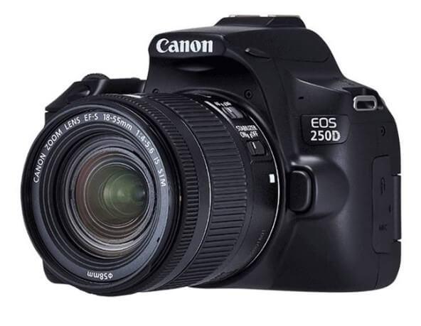 Spesifikasi Kamera Canon EOS 250D