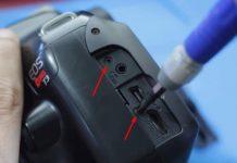 Cara Pasang Karet Port Canon