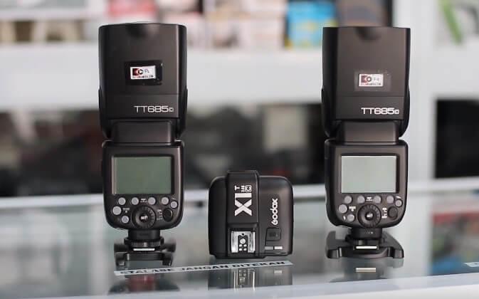 Cara Menggunakan TT685 ke Trigger