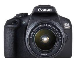 Spesifikasi Lengkap Canon 2000D