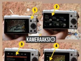 Tutorial Aktifkan Manual Fokus Sony A5000