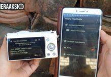 Cara Menggunakan Wifi Kamera Sony A5000