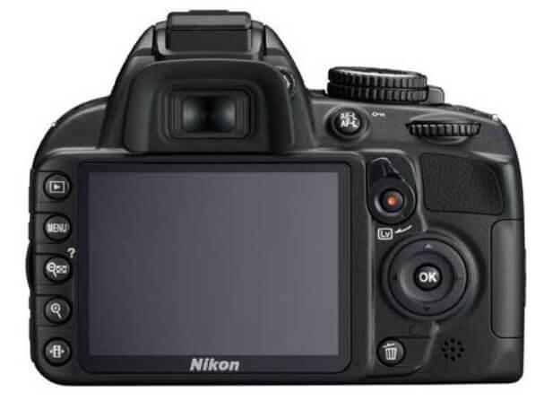Kamera DSLR Nikon D3100 Murah