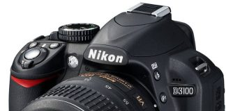 Kamera DSLR Nikon Murah D3100