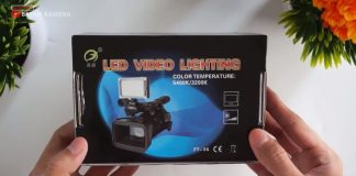 Lampu Video Murah Buat Youtuber